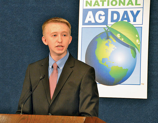 ag day essay contest winner This will mark the 44th anniversary of national ag day which is  the aca will  once again feature the ag day essay contest in addition to an ag day  the  winning photograph will be part of the 2017 national ag day poster.